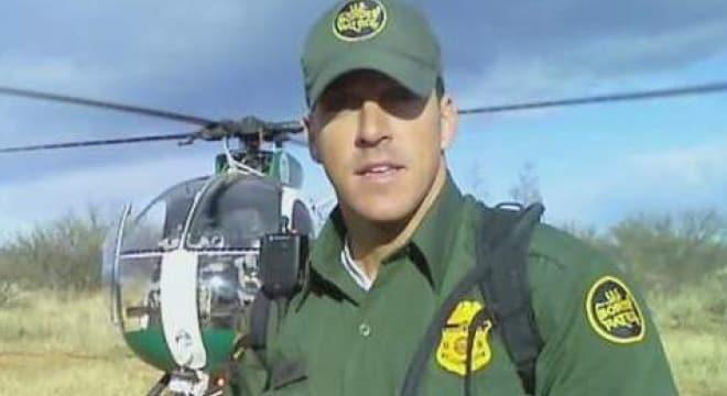 U.S. Border Patrol Agent Brian Terry was killed n Dec. 14, 2010