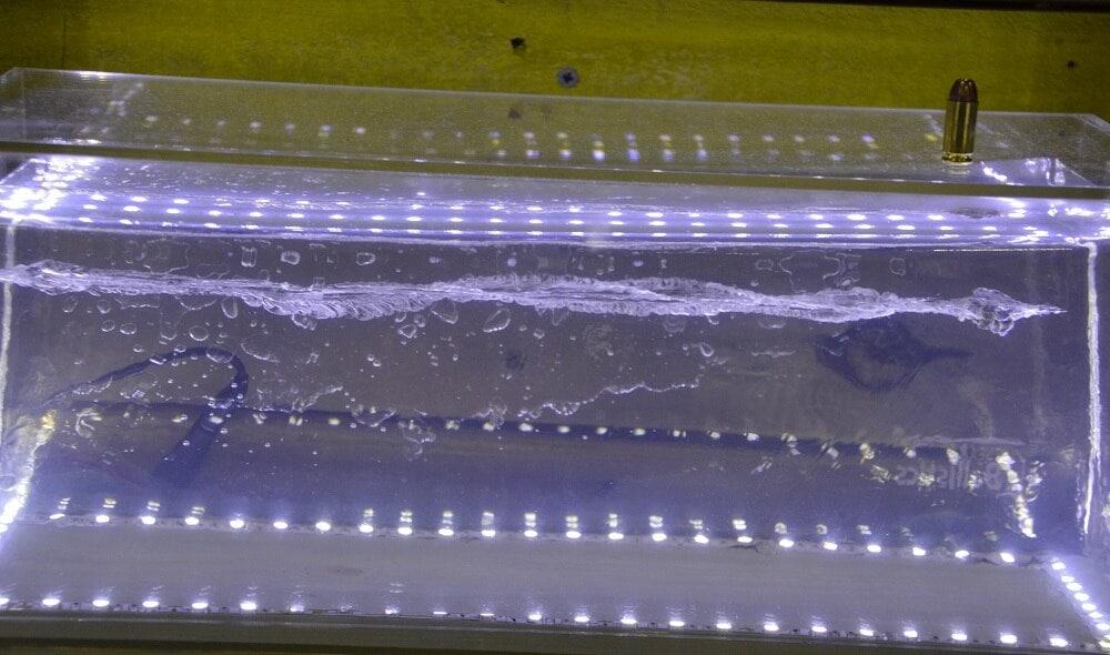 The beautiful side of ballistics gel testing (PHOTOS) (10)