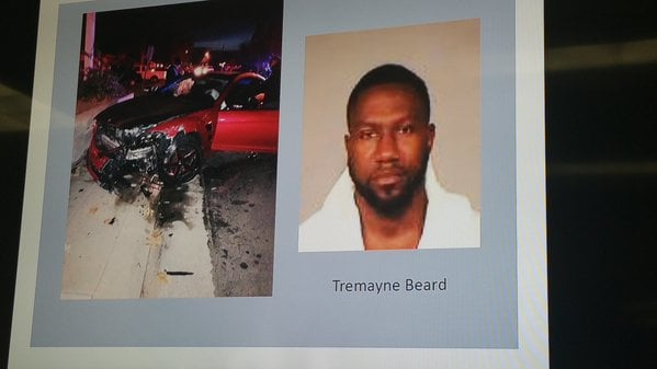 Tremayne Beard