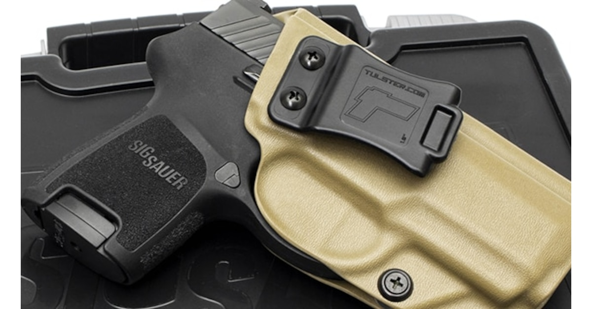 Tulster adds holster support for Sig Sauer P320 subcompact :: Guns.com