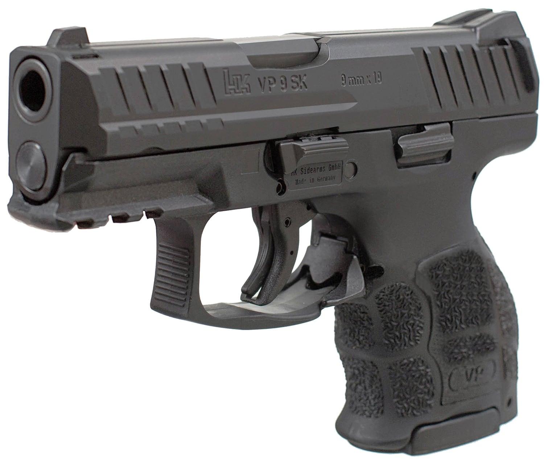 The new Heckler & Koch VP9SK pistol. (Photo: HK)