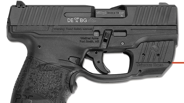 Crimson Trace, Walther pair up for PPS M2 with Laserguard sight