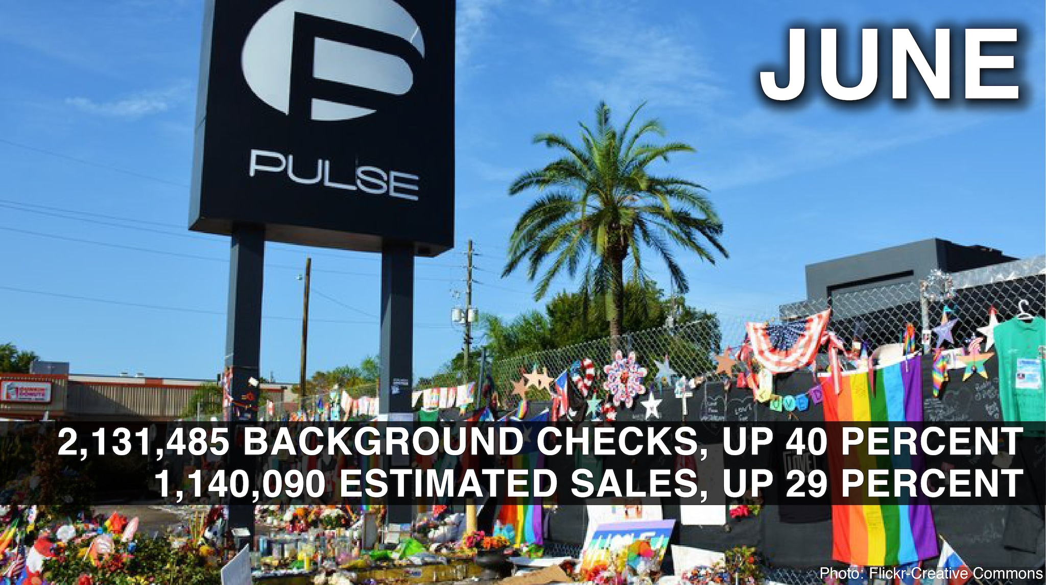 june 2016 background check stats