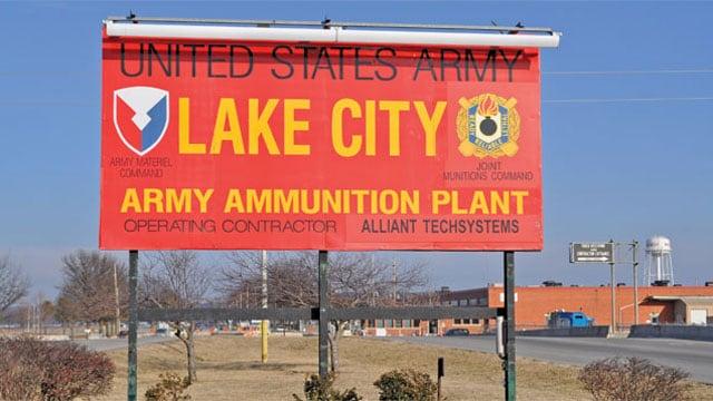 ammo plant explosion
