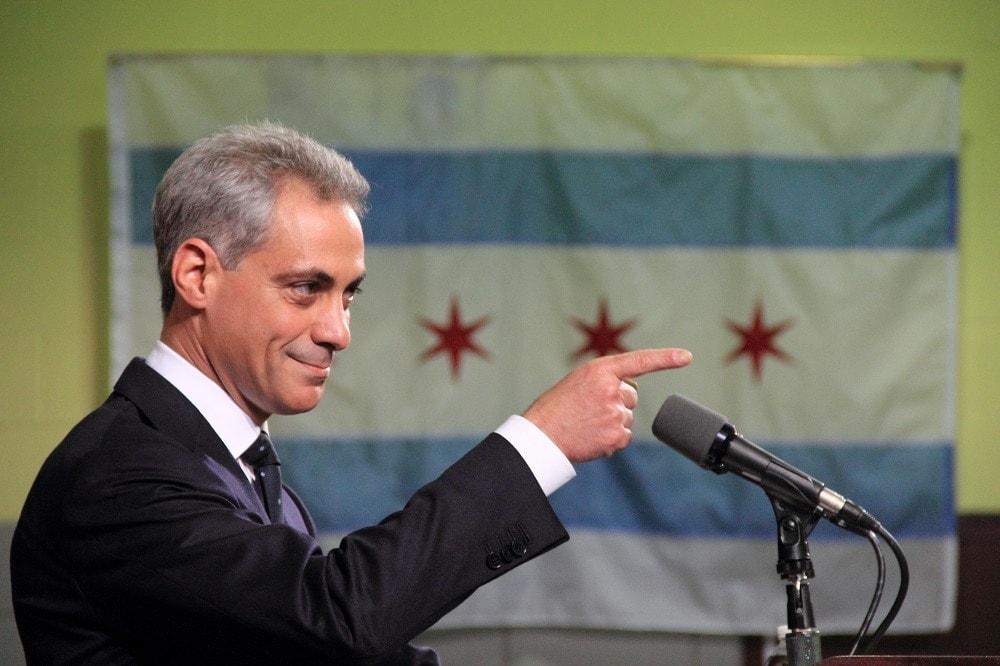 Chicago Mayor Rahm Emanuel (Photo: BPI Media)
