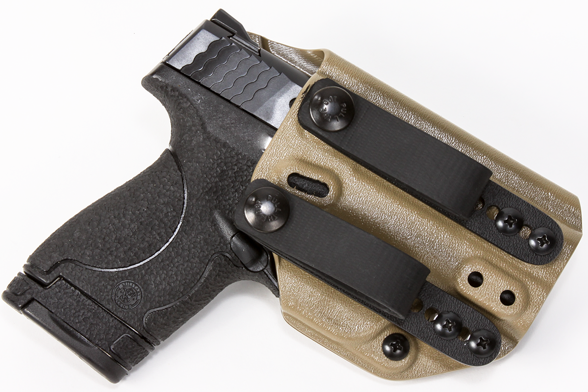 The Spektre is available for a variety of handgun models to include Smith & Wesson. (Photo: High Threat Concealment)