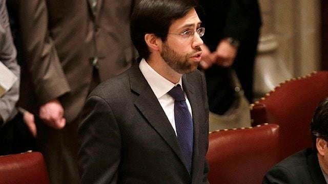New York State Sen. Daniel Squadron (Photo: Politico)
