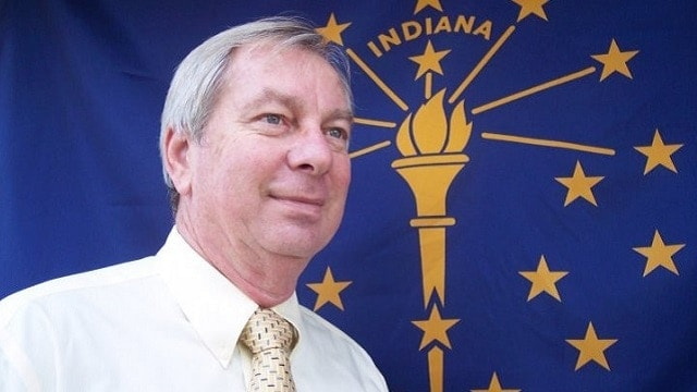 Indiana State Sen. Jim Tomes, R-Wadesville (Photo: Facebook)