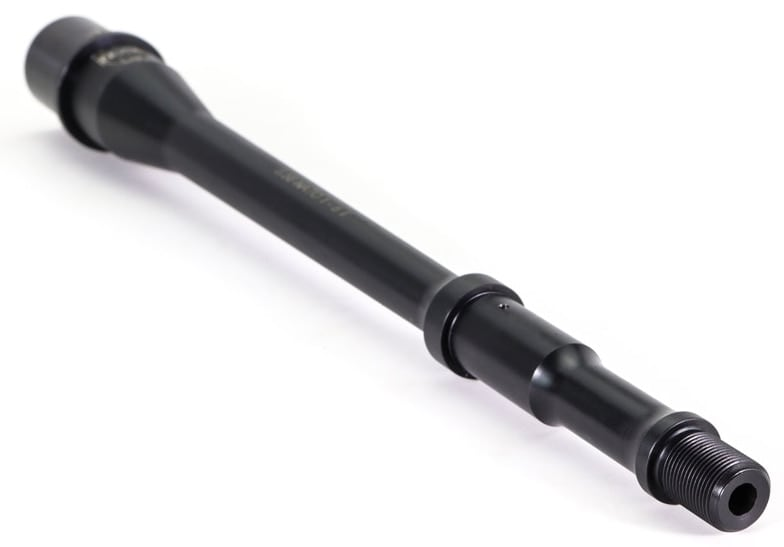 The 10.5-inch pencil barrel works alongside carbines and pistols.(Photo: Faxon Firearms)