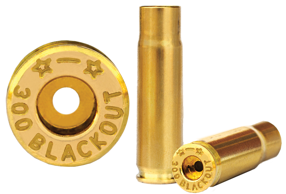 The .300 Blackout is one of several new casings slated to hit Starline Brass' lineup this year. (Photo: Starline Brass)