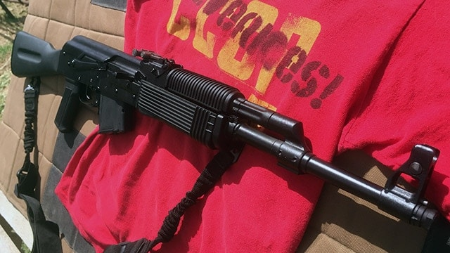 Gun Review: Molot VEPR FM-AK47 in 7 62x39 (VIDEO)