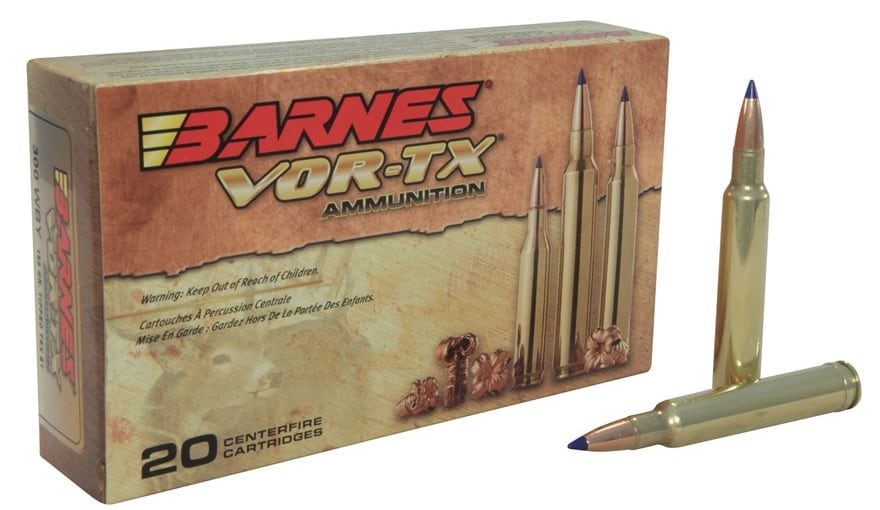 Barnes recalled the ammunition due to the possibility that cartridges could be loaded with the incorrect caliber bullet. (Photo: Barnes Bullets)