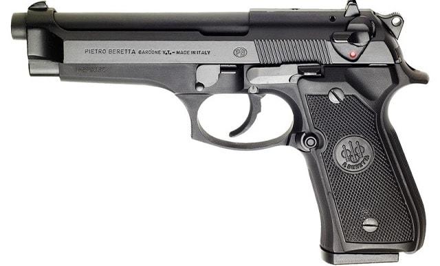 The Beretta 92FS (Photo: Beretta)