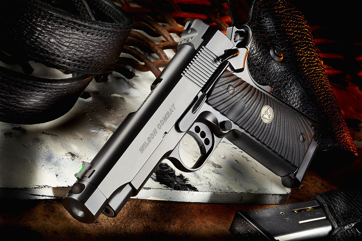 The Carry Comp Professional is another sleek 1911 from Wilson Combat. (Photo: Wilson Combat)