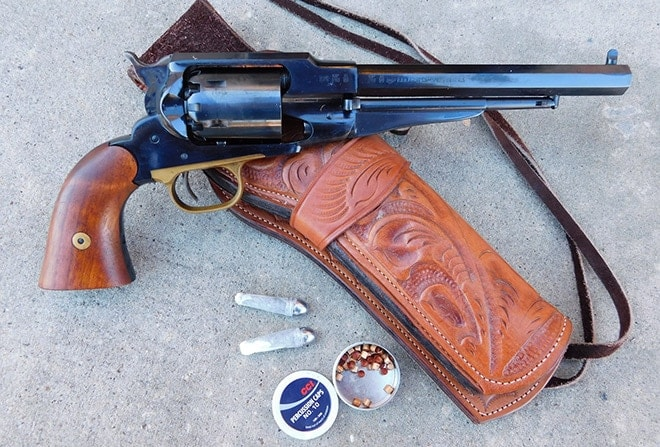 5 Best cap and ball black powder revolvers ever made