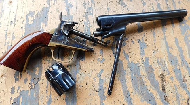 Gun Review: Uberti's Colt 1862 Pocket Police percussion