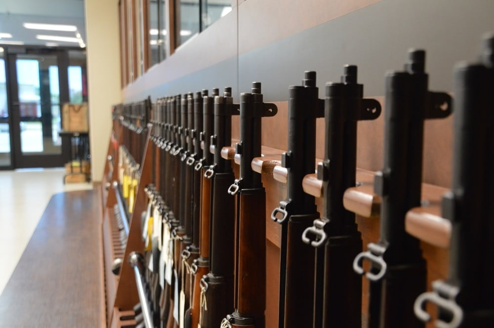 The CMP for the past several decades has been in the M1 Garand business, and business has been booming. (Photos: Chris Eger/Guns.com)