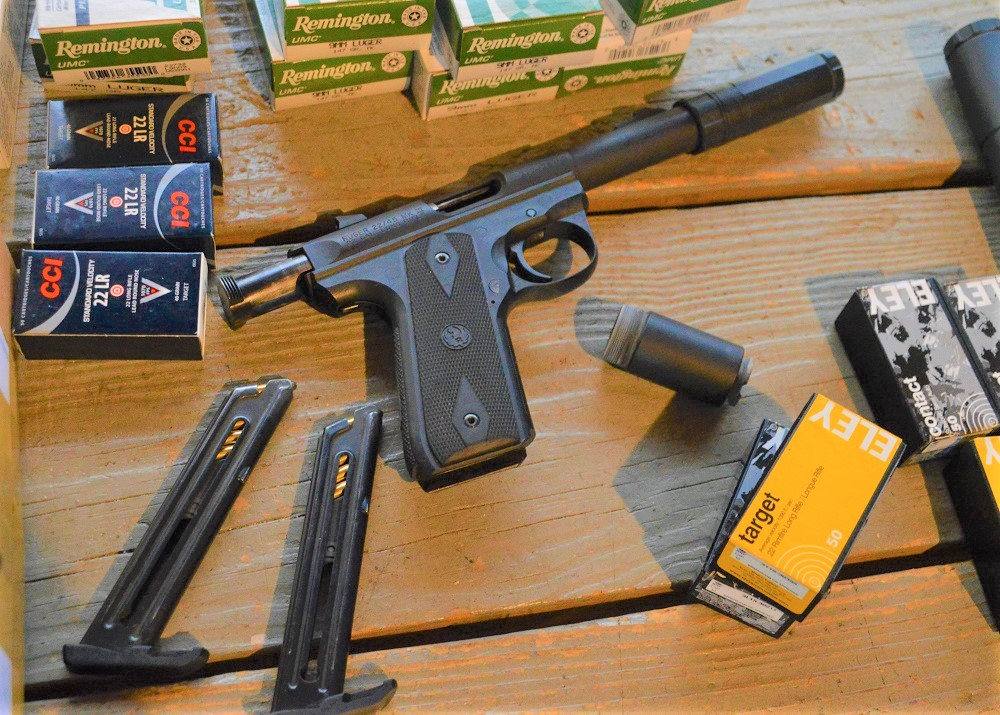 Guns.com was able to get a sneak peek at the AAC's Halcyon last week at the annual American Suppressor Association shoot. (Photo: Chris Eger/Guns.com)