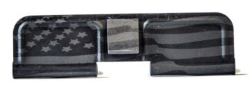 The dust cover showcases Old Glory. (Photo: Brigand Arms)