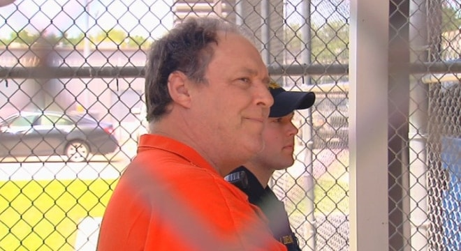 Will Hayden was found guilty and sentenced to life plus 40 years in prison for the rape of two girls. (Photo: WBRZ)