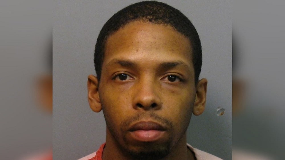 Lusion Yoshua Rice in 2013 (Photo: Jefferson County Jail)