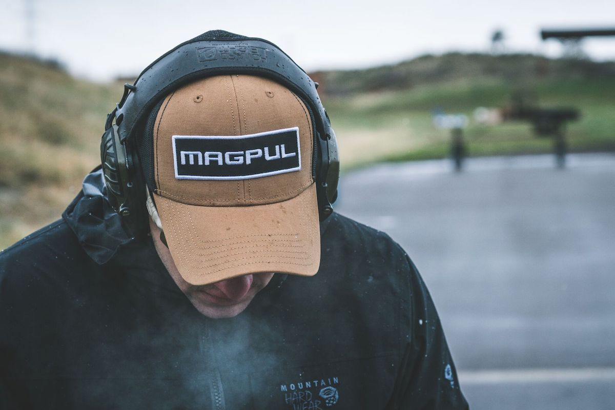 The Wordmark Patch lets everyone know how much you love Magpul. (Photo: Magpul)