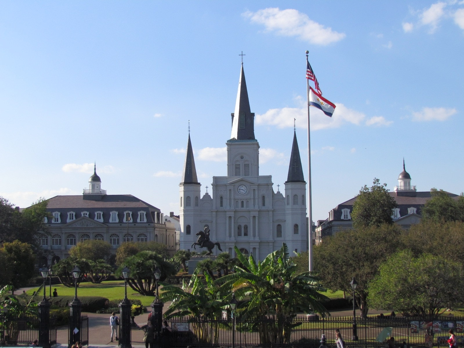 Though a mecca for tourists from around the world, New Orleans has a high murder rate and, until recently, a ban on Taser ownership and use. (Photo: Chris Eger/Guns.com)