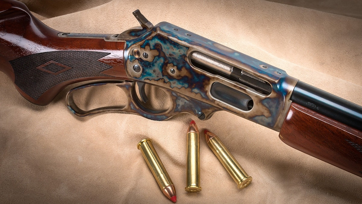 Turnbull adds the Marlin 1895 to its series of Turnbulll Finished guns. (Photo: Turnbull Restoration Co.)
