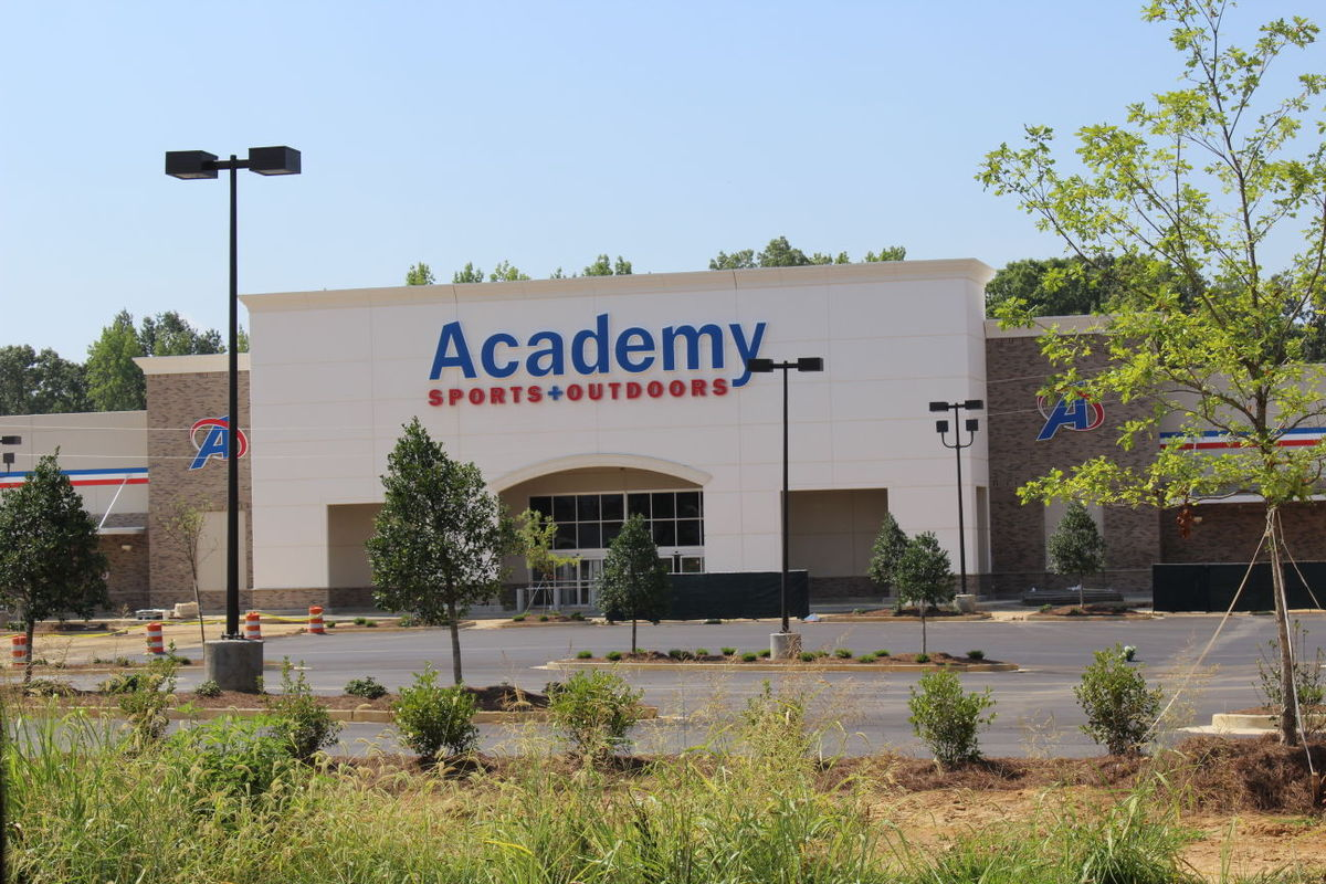 The Academy Sports store in Olive Branch, Mississippi. (Photo: DeSoto Times-Tribune)