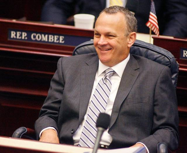 Florida House Speaker Richard Corcoran agreed to drop Sen. Greg Steube's last remaining pro-gun bill in exchange for Democratic support of an Everglades water restoration bill. (Photo: AP)