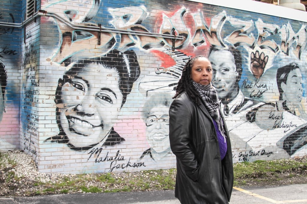 Rhonda Ezell is still waiting for a gun range to open in Chicago. (Photo: Chicago Sun-Times)