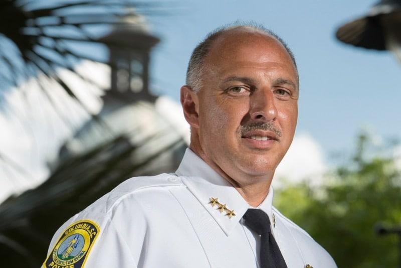 Columbia Police Chief Skip Holbrook (Photo: Columbia Metropolitan)
