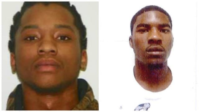 Lydell Newsome (left) and Grant Harrell (Photo: WNCT)