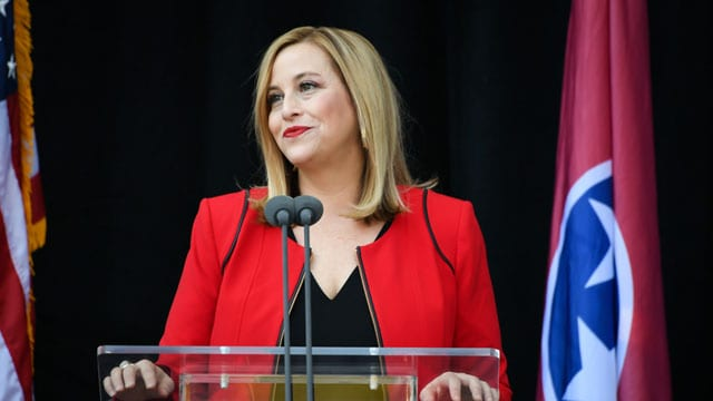 Nashville Mayor Megan Barry (Photo: WKRN)