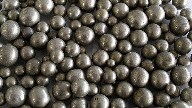 nickel balls