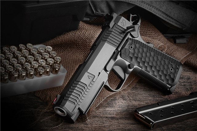 The Nighthawk Agent 1 auction sees several companies team up for a good cause. (Photo: Gunbroker.com)