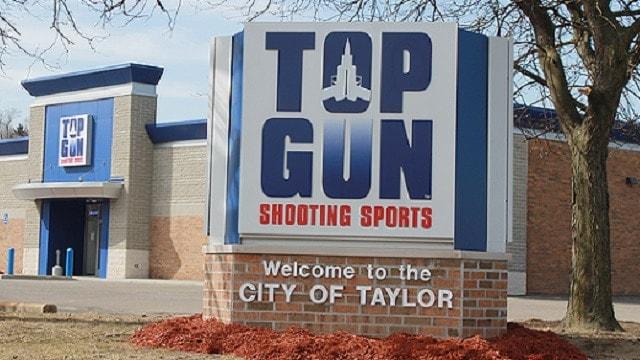 Top Gun Shooting Sports Gun Range in Taylor, MI, will host free firearms training for women on May 21. (Photo: Top Gun Shooting Sports)