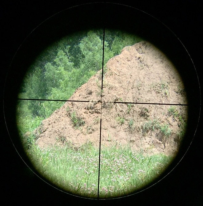 view_thru_riflescope