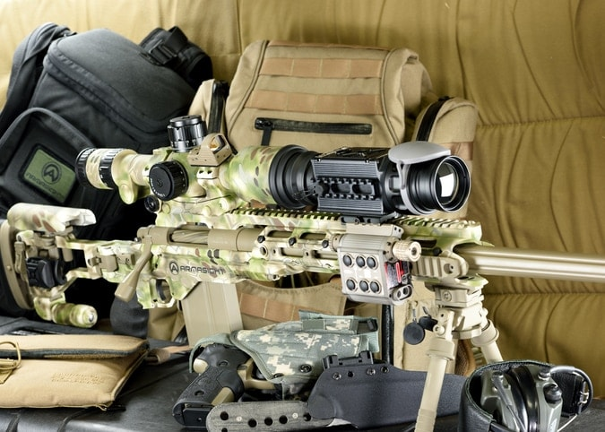 The Apollo Pro by Armasight comes in five models to accommodate various missions. (Photo: FLIR)