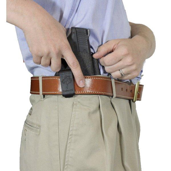 The Slim-Tuk features a tuck-able IWB design. (Photo: DeSantis)