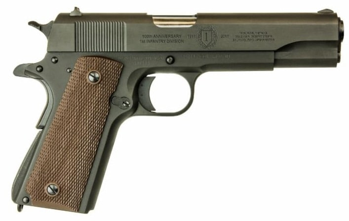 The 1911A1 Government Model. (Photo: Inland Manufacturing)