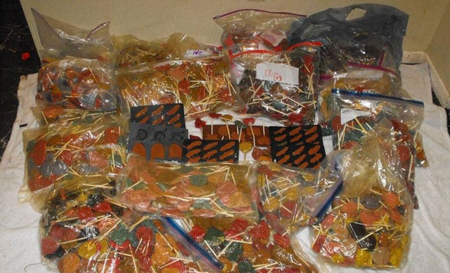meth candy