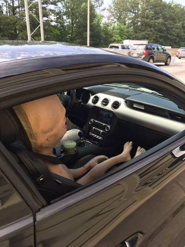 alien passenger