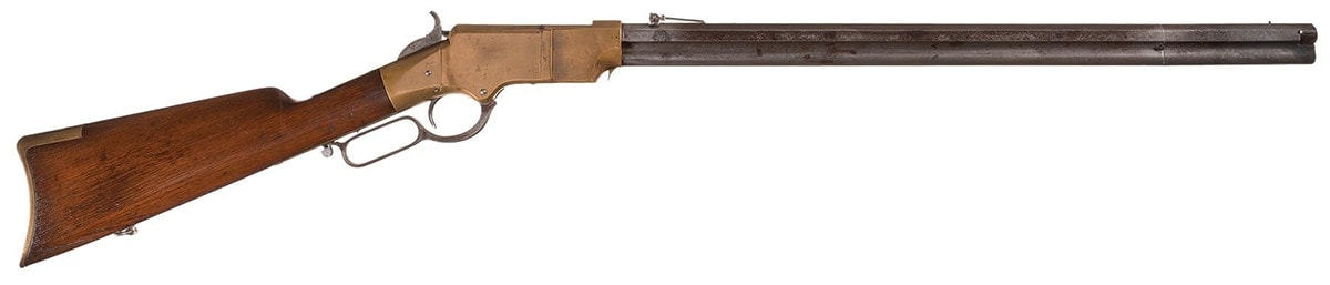 The New Haven Arms Co. Henry rifle is set to be auction in late June. (Photo: Rock Island Auction)