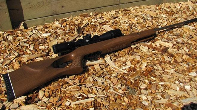 Gun Review: Benjamin Classic  22 caliber single shot air rifle
