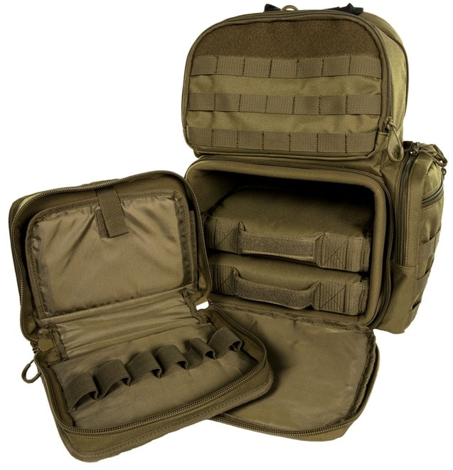 MidwayUSA expands shooting gear line, adds range bag backpack