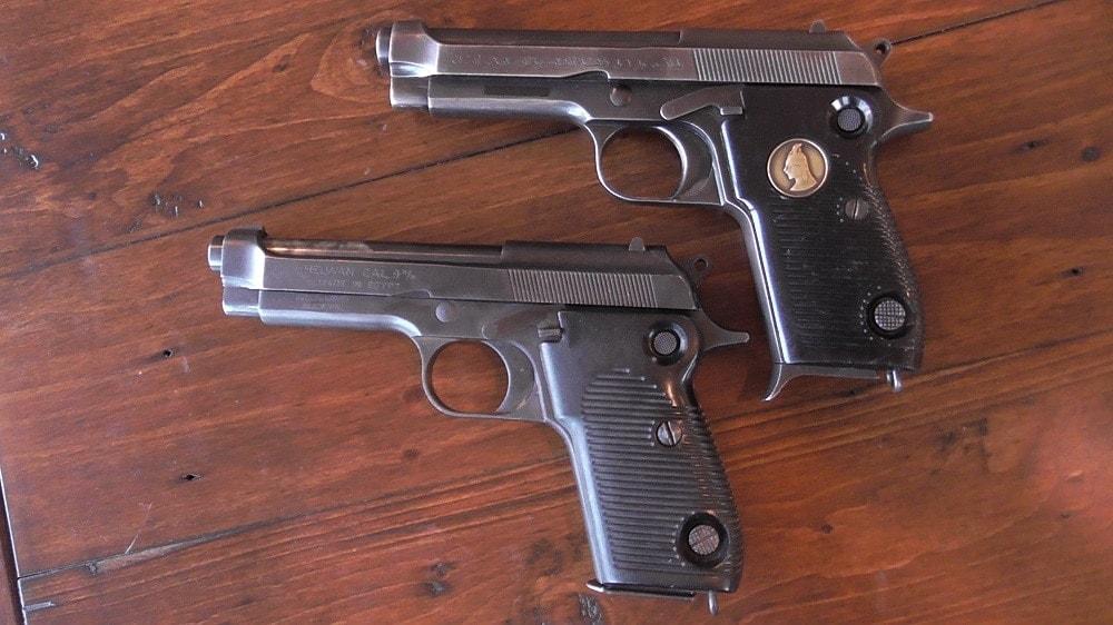 Beretta-licensed Iraqi Tariq pistol. Made by Al-Qadisiyyah eric b (1)
