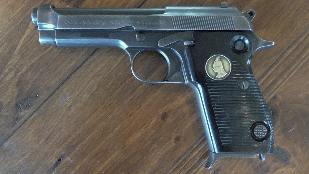 Beretta-licensed Iraqi Tariq pistol. Made by Al-Qadisiyyah eric b (7)