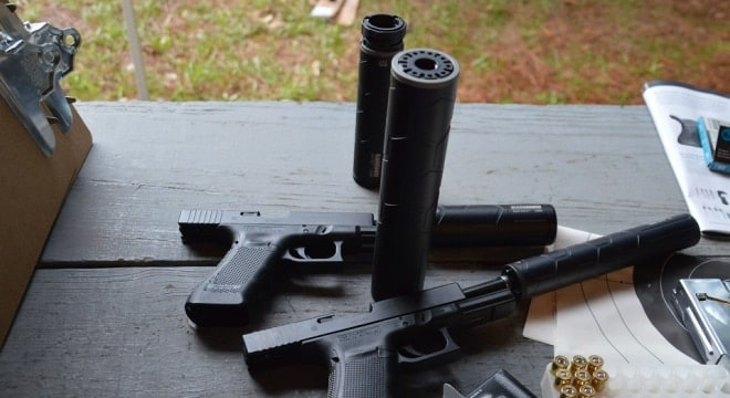 A popular bill to remove suppressors from NFA regulation may be folded into an even more popular sportsmans' package (Photo: Chris Eger/Guns.com)
