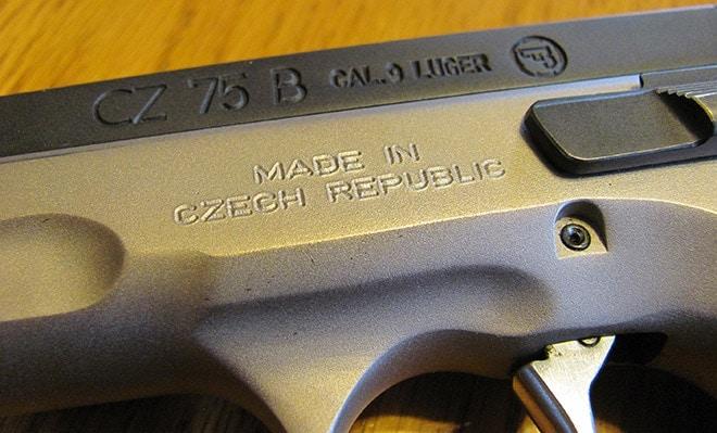 CZ-75B